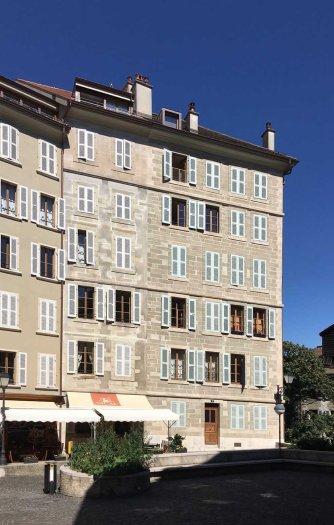 7 rue de la tour de Boël