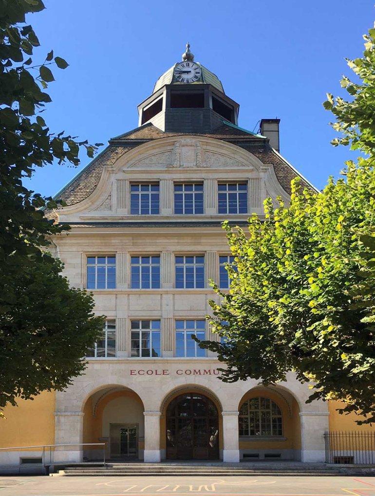 école de Saint-Jean