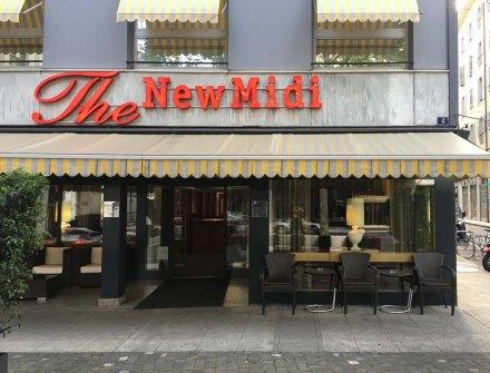Entrée The New Midi