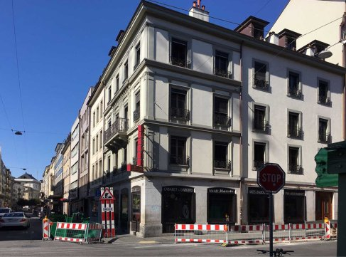rue de Monthoux