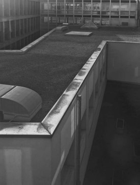 toiture bâtiment IRM