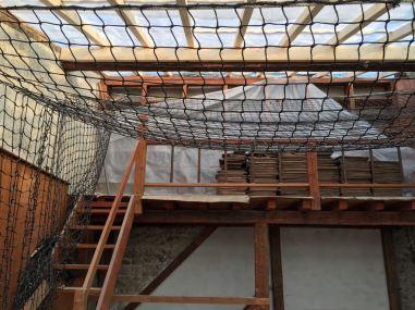 rénovation de la toiture